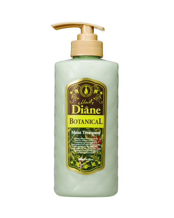 MOIST DIANE Botanical Moist Treatment 480ml